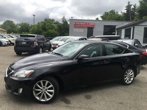 2009 Lexus IS 250 Excellent Driving and Fuel Economy | PaddleShi