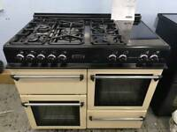 Leisure Cookmaster 101 Dual Fuel Cooker 100cm Wide with 6 Month Warranty