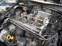 VW Golf Mk4 Bora Skoda seat Audi 1.9 TDI PD Cylinder Head 038103373R 88000 miles