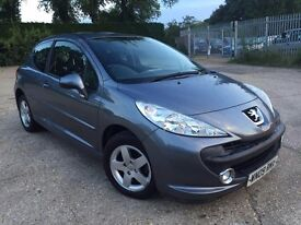 Peugeot 207 2009 ​ 1 year mot 37,000 miles on the clock ​*excellent condition*