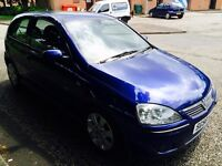 2006 Vauxhal Corsa 1.2 BLUE! PETROL!! !MILEAGE Only 34k!!!!