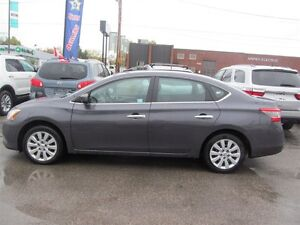 2015 Nissan Sentra 1.8 S | BLUETOOTH | ONE OWNER London Ontario image 4