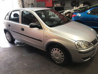Vauxhall corsa life 1.0 12v petrol! 06-plate! 12mths mot! 93,000 miles with history! Px to clear!!