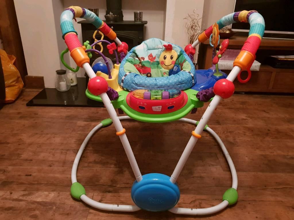 da7caf5c5 Baby Einstein Neighbourhood Friends Activity Jumper Activity Jumper ...