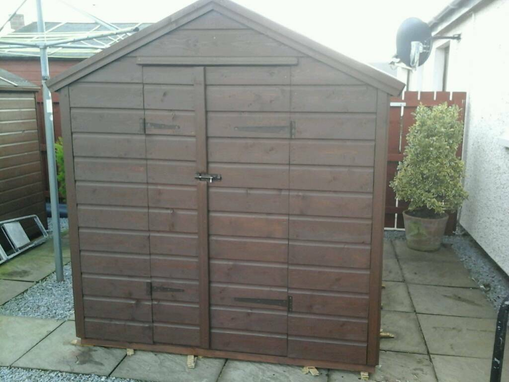 Garden Shed In Peterhead Aberdeenshire Gumtree