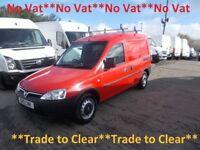 Vauxhall Combo 1.3 CDTi 75 16V 1700