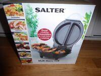 SALTER Multi Menu Grill