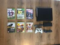 Xbox 360 120GB bundle