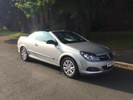 Vauxhall Astra TwinTop 1.8 Sport 2DR....Convertible, 2009 (09 Plate)