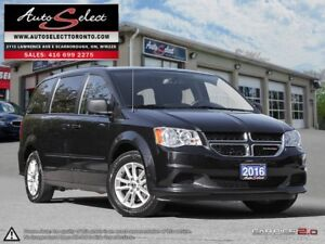 2016 Dodge Grand Caravan ONLY 25K! **DVD ENTERTAINMENT PKG**...