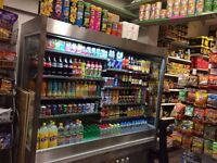 furnished shop to sale with off license and street trading License near to Tulse hil railway station