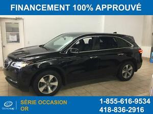 Acura MDX Sh-Awd ,7 Passagers, Cuir Toit Ouvrant 2014