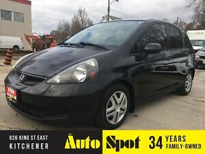 2007 Honda Fit LX/ A VERY DESIRABLE, AFFORDABLE, DEPENDABLE VEHI Kitchener / Waterloo Kitchener Area image 1