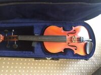 1/2 size quality violin - Michael Poller make