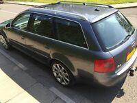 Audi S6 Avant In grey. 10 Month MOT. 4.2 v8 340BHP