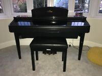 Yamaha Clavinova CVP 98 digital piano plus stool.