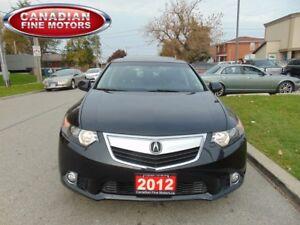 2012 Acura TSX TECK PKG ,NAVI,CAM,LEATHER ROOF