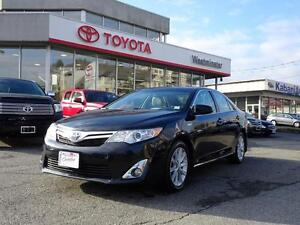 2012 Toyota Camry Hybrid XLE Leather and Premium Audio