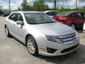 2010 Ford Fusion SEL awd