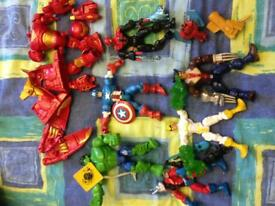 Marvel mashers bundle