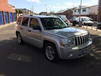 JEEP PATRIOT LIMITED DIESEL 2008 ONE PREVIOUS OWNER PORTSMOUTH