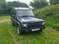 Landrover discovery 53 plate