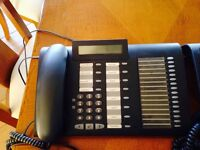 Siemens 500 Business telephone system.
