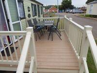 Devon Bay - Hoburne - 3 Bedroom caravan