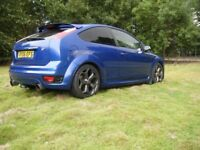2006 FORD FOCUS ST 225 TURBO NICE SPEC FSH 280 BHP NEW TYRES BRAKES DRIVES LIKE NEW NO OFFERS