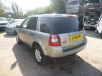 LAND ROVER FREELANDER - GU59NVK - DIRECT FROM INS CO