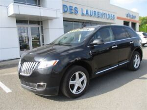 2014 Lincoln MKX AWD NAVIGATION/CUIR/CAMRA DE RECUL