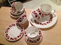 Tea Set (Ridgway China)