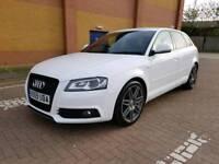 Audi A3 Black Edition S line.