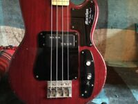 Shergold Marathon Bass Guitar
