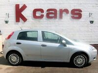 CHEAP INSURANCE FIAT GRANDE PUNTO 1.2 ACTIVE 5-DOOR 1 YEAR MOT