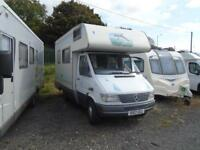 Motor home and awning for sale
