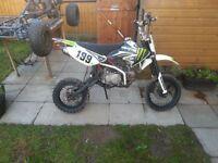 YX 160cc pit bike