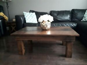 Rustic Furniture and Coffee Tables