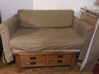 Ikea 2 seater sofa bed £50 ono
