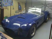 Reduced _ Replica 427 Cobra Reliant Scimitar based project - Bespoke Build - lots of parts - not kit for sale  Sittingbourne, Kent