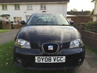 SEAT IBIZA 2008, 1.2 SPORT REFERENCE, LOW MILEGE