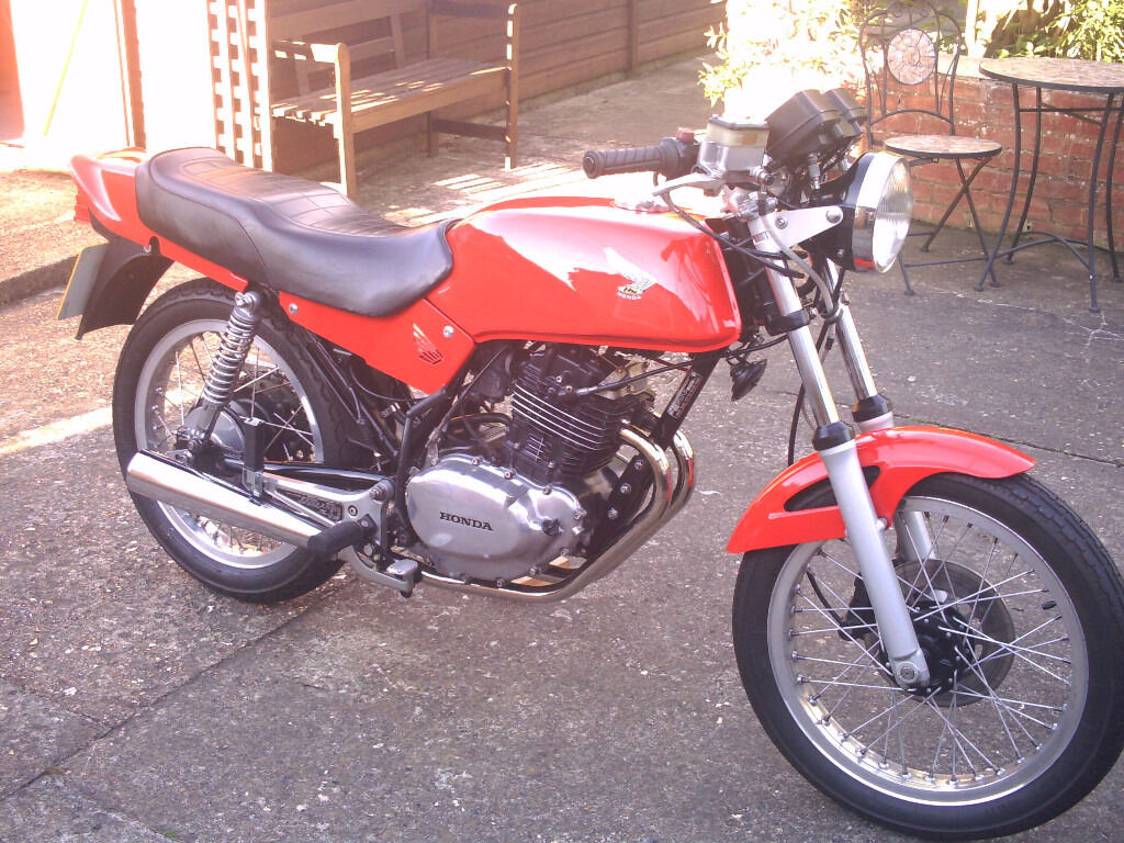 honda cb 250 rs in kings lynn norfolk gumtree. Black Bedroom Furniture Sets. Home Design Ideas