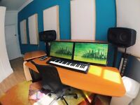 EARVISION STUDIOS - £20/Hr *4HRS for £75 RECORDING STUDIO (Incl. Sound Engineer) + MUSIC PRODUCTION