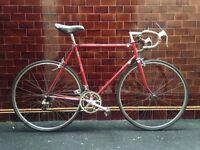 Raleigh Sirocco Racing Bike