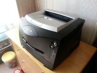 Laser printer in excellent condition