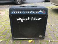 Hughes & Kettner guitar amp amplifier