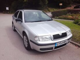 Cheap Skoda Octavia 1.9TDI - Full MOT, FSH, Just Serviced, 50+ MPG