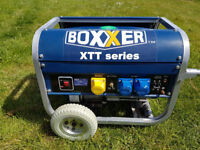 Boxxer BOXGEN3000 Petrol Generator