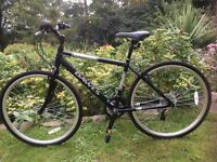 Dawes Discovery Trail 2014 Hybrid Bike in almost as new condition. Perfect for road and towpath.