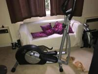 V-Fit cross trainer, perfect working order, 8 tensions/settings exercise machine